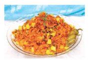 غذاهای ایرانی غذاهای محلی آموزش آشپزی دمی یارما اردبیل