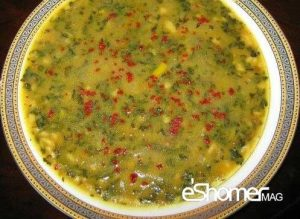 غذاهای محلی غذاهای ایرانی آموزش آشپزی آش اوماج تبریز
