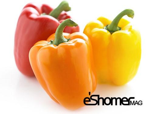 مجله خبری ایشومر فلفل-دلمه-تاثیر-روی-پوست-مجله-خبری-ایشومر فلفل دلمه ای و تاثیر شگفت انگیز آن بر روی پوست سبک زندگي میوه درمانی  میوه درمانی فلفل دلمه ای سبزیجات خواص درمانی سبزیجات