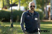 مدیر عامل جدید ایرانی اوبر دارا خسروشاهی