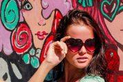 نحوه استفاده از عینک آفتابی در عکاسی پرتره در آموزش عکاسی