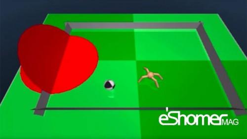 مجله خبری ایشومر هوش-مصنوعی-فوتبالیست-دیپ-مایند-گوگل ساخت فوتبالیست با هوش مصنوعی توسط دیپ مایند گوگل تكنولوژي نوآوری  هوش مصنوعی گوگل دیپ مایند