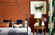 ایجاد ترکیب مناسب با رنگ نارنجی در طراحی داخلی
