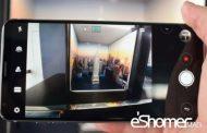توانمندی های دوربین V30 ال جی در نمایشگاه IFA