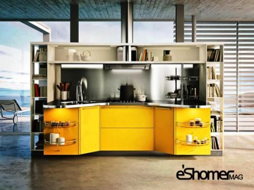 مجله خبری ایشومر رنگ-زرد-آشپزخانه-طراحی-داخلی-مجله-خبری-ایشومر-2 استفاده رنگ زرد برای آشپزخانه در طراحی داخلی هنر هنر و معماری  طراحی داخلی رنگ زرد رنگ در طراحی داخلی آشپزخانه