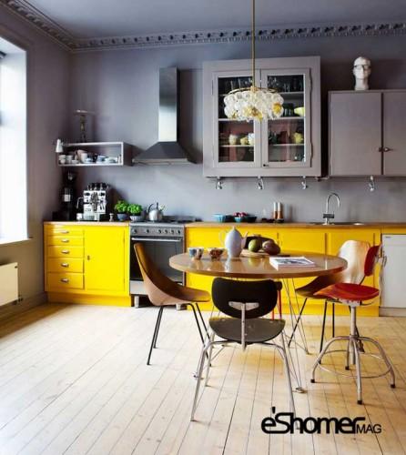 مجله خبری ایشومر رنگ-زرد-اتاق-غذاخوری-طراحی-داخلی-مجله-خبری-ایشومر-2 استفاده از رنگ زرد در اتاق غذاخوری در طراحی داخلی هنر هنر و معماری  طراحی داخلی رنگ زرد رنگ در طراحی داخلی اتاق غذاخوری