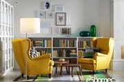 روش استفاده از رنگ زرد درخشان برای ایجاد انرژی در طراحی داخلی