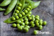 شناخت انواع سبزیجات ، خواص درمانی سبزیجات ، نخودفرنگی