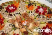 غذاهای محلی غذاهای ایرانی آموزش آشپزی ، آش خشکبار همدان