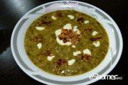 غذاهای محلی غذاهای ایرانی آموزش آشپزی ، آش شولی یزد