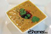 غذاهای محلی غذاهای ایرانی آموزش آشپزی ، آش شیله عدس تبریز