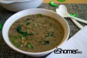 غذاهای محلی غذاهای ایرانی آموزش آشپزی ، آش ماش یزد