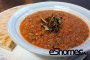 غذاهای محلی غذاهای ایرانی آموزش آشپزی ، آش هویج و جو همدان