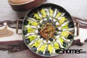 غذاهای محلی غذاهای ایرانی آموزش آشپزی ، آش ترخینه همدان