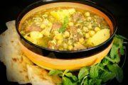 غذاهای محلی غذاهای ایرانی آموزش آشپزی ، آش هالاو کردستان