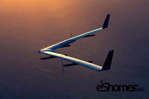 پهپاد آکیلا فیسبوک دومین پرواز خود را با موفقیت پشت سر گذاشت