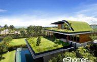 آشنایی با سبک های معماری ، سبک معماری سبز