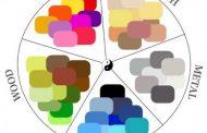 اثرات رنگ در طراحی داخلی بر اساس قوانین فنگ شویی
