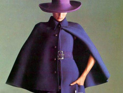 اثرات روانی رنگها در طراحی مد و لباس ، رنگ ارغوانی