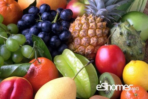 چه میوه های گرمی هستند