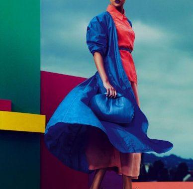 روش انتخاب حرفه ای برای رنگ مناسب لباس در طراحی مد و پوشاک 2