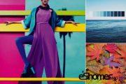 روش انتخاب حرفه ای برای رنگ مناسب لباس در طراحی مد و پوشاک 1