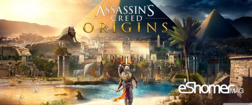مجله خبری ایشومر زمان-انتشار-سیستم-مورد-نیاز-assassins-creed-origins زمان انتشار و سیستم مورد نیاز Assassin's Creed Origins بازی و سرگرمی تكنولوژي  Assassin's Creed Origins