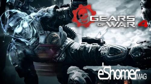 مجله خبری ایشومر سورپرایز-جدید-gears-of-war-4-گرافیک-بازی سورپرایز جدید Gears Of War 4 در مورد گرافیک بازی بازی و سرگرمی تكنولوژي  ایکس باکس وان x gear 4