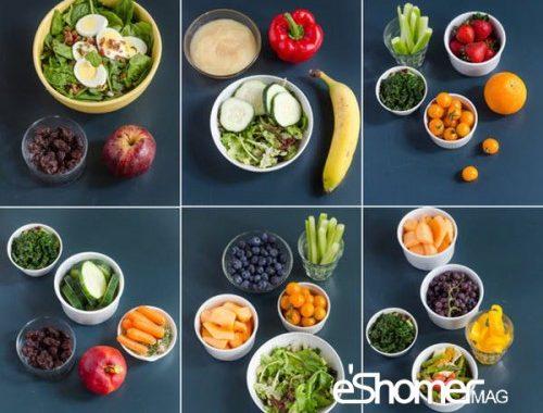 مقدار صحیح مصرف میوه در روز برای داشتن رژیم غذایی سالم