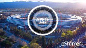 مجله خبری ایشومر هزینه-427-میلیون-دلاری-ساخت-اپل-پارک-300x169 هزینه 427 میلیون دلاری حلقه اصلی اپل پارک تكنولوژي نوآوری  اپل پارک اپل