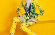 نشان دادن احساس با پوشیدن رنگ مناسب لباس در طراحی مد