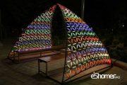 فراخوان طراحی نورپردازی و اجرای المان نوری فضاهای عمومی سطح شهر