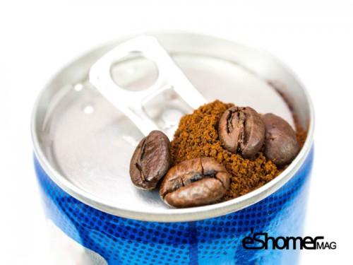 کافئین و نوشیدنی های انرژی زا و تاثیر مصرف آن بر کودکان