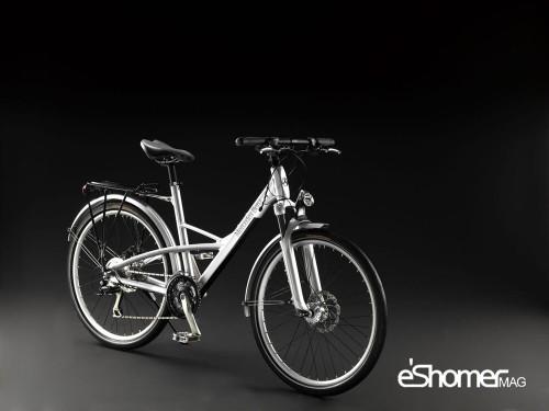 تولید دوچرخه های جدید توسط شرکت مرسدس بنز