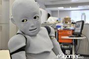 روبات های انسان نما ، کودک در حال یادگیری