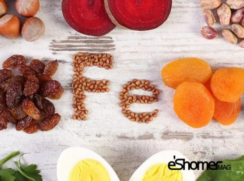 مجله خبری ایشومر 10-منبع-غذایی-مفید-که-سرشار-از-آهن-می-باشند-1-مجله-خبری-ایشومر 10 منبع غذایی مفید که سرشار از آهن می باشند 1 سبک زندگي سلامت و پزشکی  منبع غذایی عدس شکلات درمان کم خونی جگر اسپیرولینا آهن
