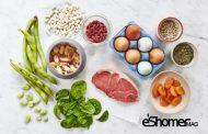 10 منبع غذایی مفید که سرشار از آهن می باشند 2
