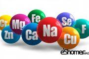 انواع مواد معدنی موجود در بدن و خواص درمانی آنها 1