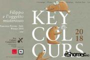فراخوان تصویرسازی مسابقه هنری 2018 KeyColours
