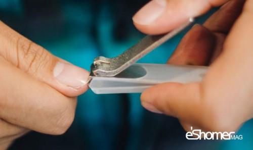 ناخن گیر ویژگی های یک ناخن گیر مناسب چیست