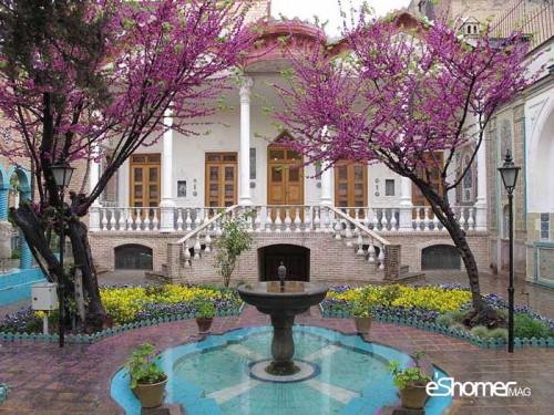 جاذبه های طبیعی و گردشگری ایران شهر تهران 4 موزه مقدم