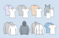 انواع یقه تی شرت ها و کاربردهای آن بر اساس نوع اندام