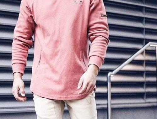 رنگ صورتی در مد و پوشاک مردانه