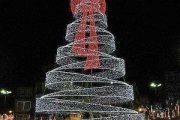 تاریخچه درخت کریسمس و زیباترین درختان کریسمس2017