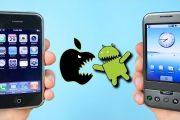 مقایسه  اولین گوشی اندرویدی(T-Mobile G1) با اولین آیفون اپل