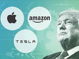 فهرست ثروتمندان دنیا به دست دونالد ترامپ تغییر کرد