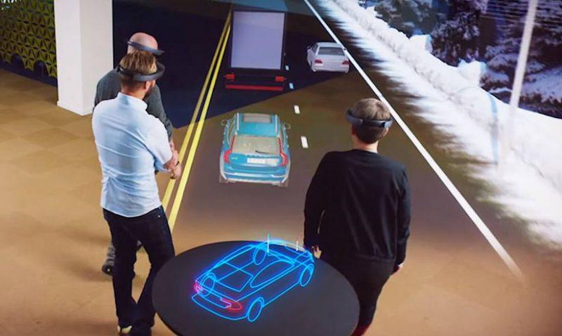 مجله خبری ایشومر 76275279_84309865dfbac Magna International Inc در نمایشگاه CES 2017 و هالولنز تكنولوژي نوآوری شرکت رانندگی خودکار تکنولوژی Magna International Inc