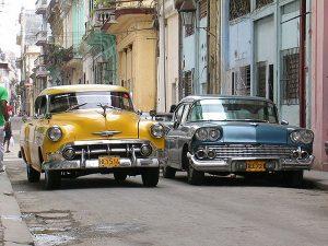 کشور کوبا بزرگترین موزه اتومبیل های کلاسیک