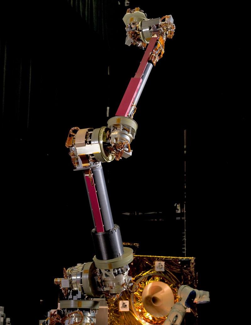 مجله خبری ایشومر 76544814_84673578acaab ناسا به دیگر ماهوارههایی که در مدار زمین قرار دارند سوخترسانی می کند. تكنولوژي نوآوری ناسا مدار ماهواره سوخت زمین رسانی
