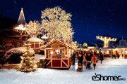 سال نو میلادی (کریسمس) و آداب و رسوم آن
